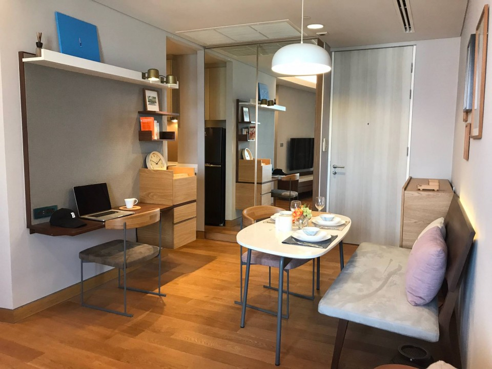 For rent 2 bedsrooms at The Lumpini 24  near BTS  Phrom Phong Ref.A15200707