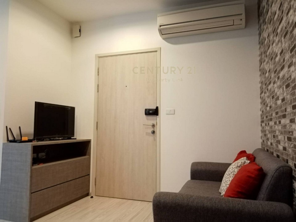 Condo for rent Ideo Mobi Sukhumvit East Gate, next to the main road, near the expressway, near BTS Bang Na / 48-CC-63240