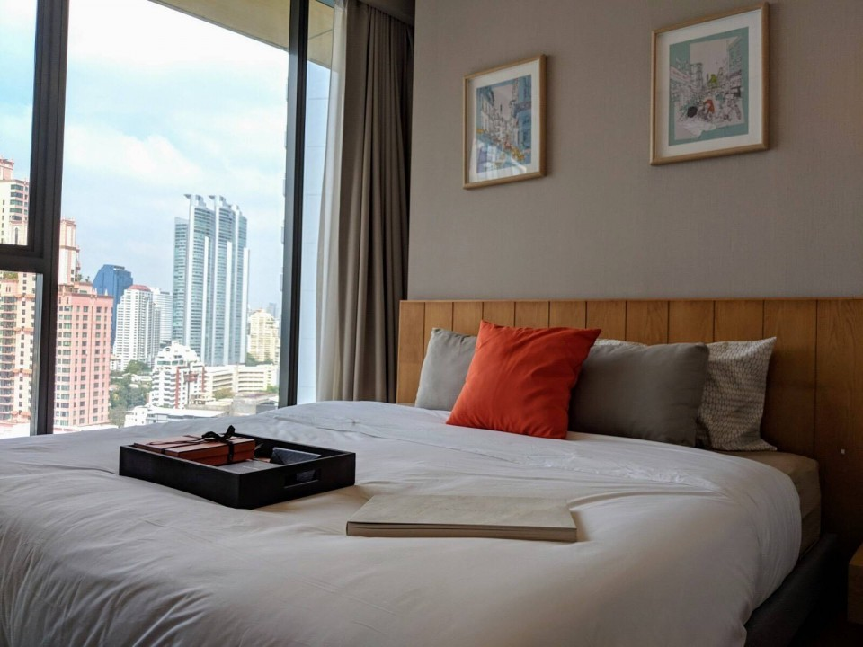 For Sale & Rent 2 bedrooms 2 bathrooms Lumpini 24 near BTS Phrom Phong Ref.A15200708