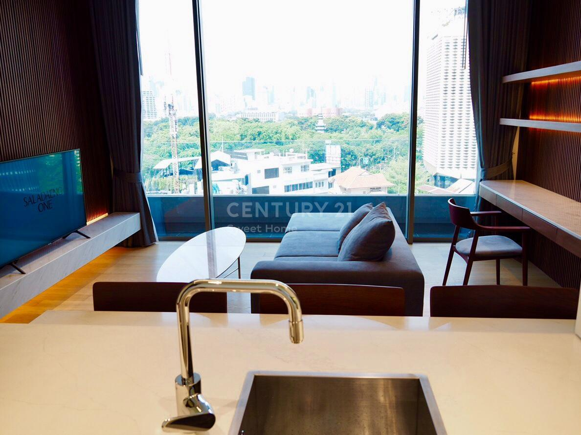 1 bedrooms For Rent in Sala Daeng, Bangkok