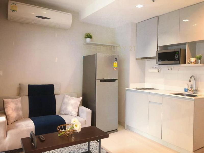 Condo for rent, Ideo Mobi Rama 9, Rama 9 Road, Huay Kwang, near MRT Rama 9, only 80 meters / 50-CC-63334.