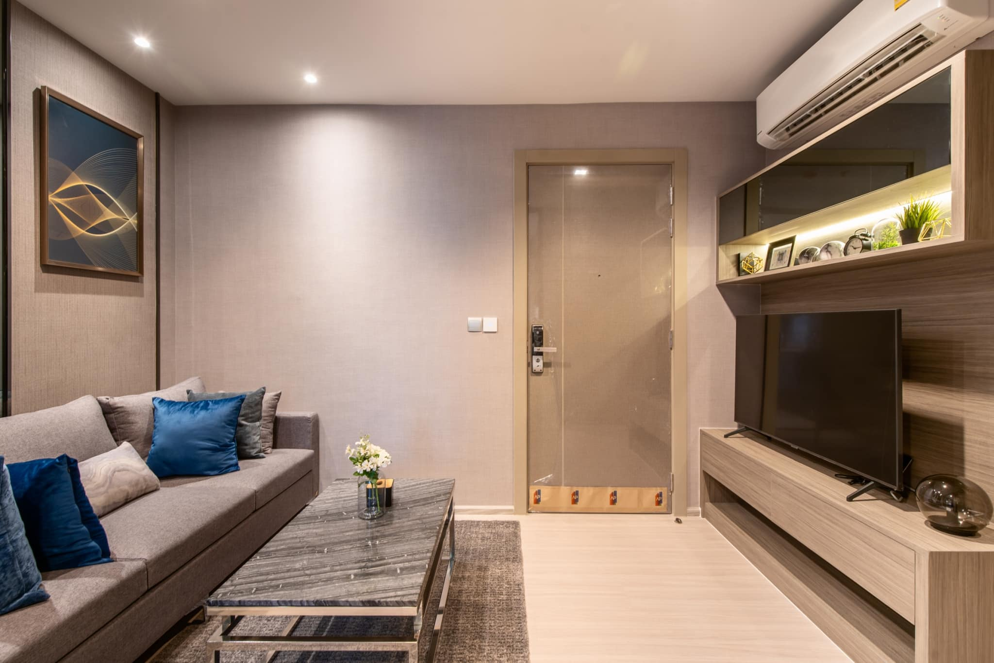 LTH2693 – LIFE Asoke – Rama 9 FOR RENT 1 bed 1 bath size 32 Sq.M. Near MRT Rama 9 station ONLY 21,500 THB/Month