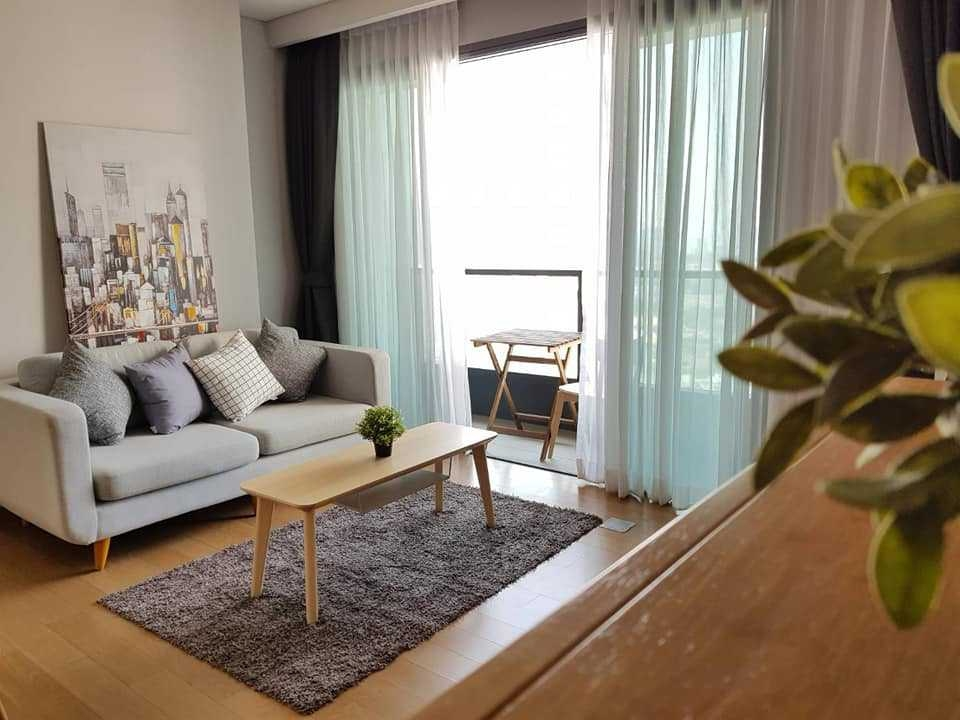 LTH2709 – The Lumpini 24 FOR RENT 2 beds 2 baths size 54 Sq.M. Near BTS Phrom Phong station ONLY 30k/Month