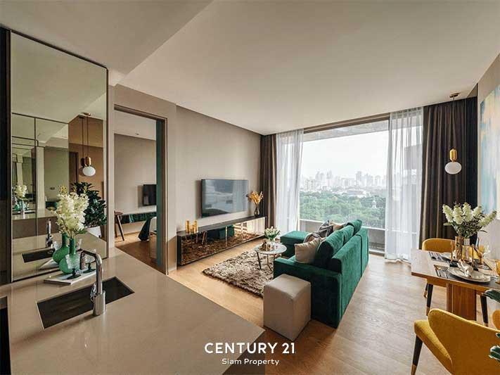 Saladaeng One Condominium for RENT !!! 1 bedroom