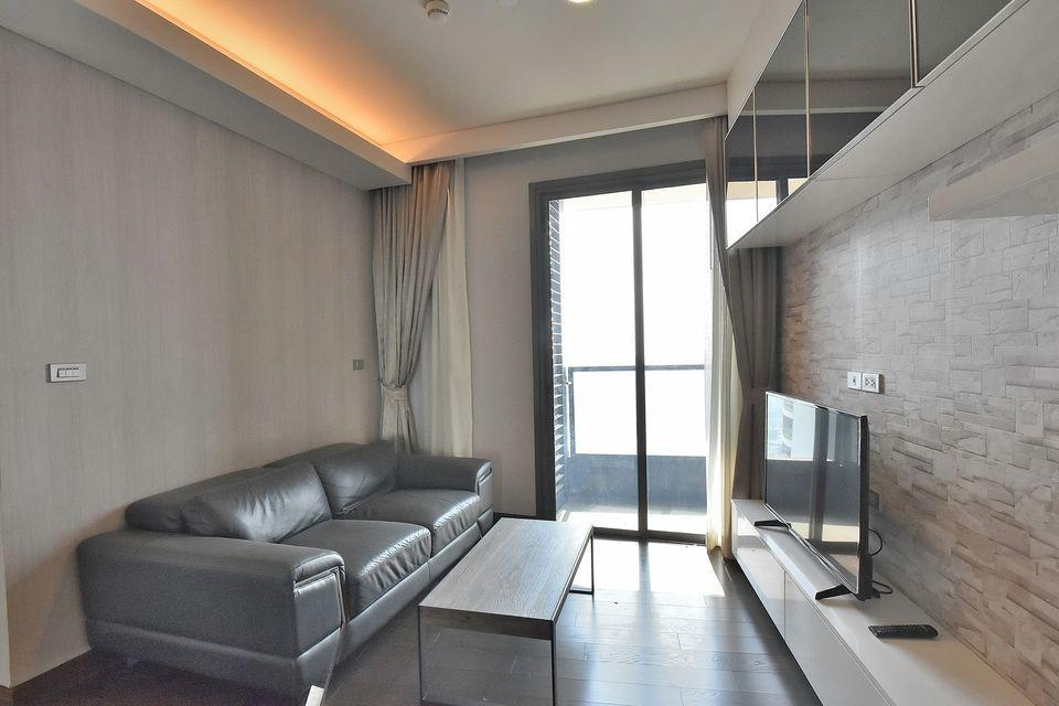LTH2986 -The Lumpini 24 FOR RENT 2 beds 2 baths size 54 Sq.M. Nearby BTS Phrom Phong station ONLY 35k/Month