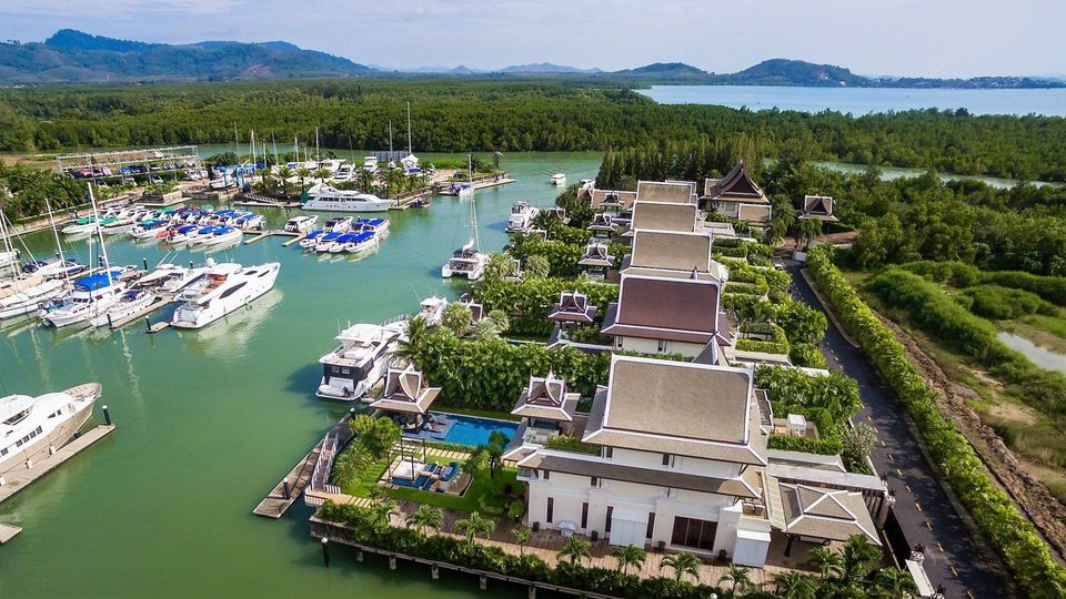 Luxury Villa with Private Yacht Berth (ID: KOH-013)