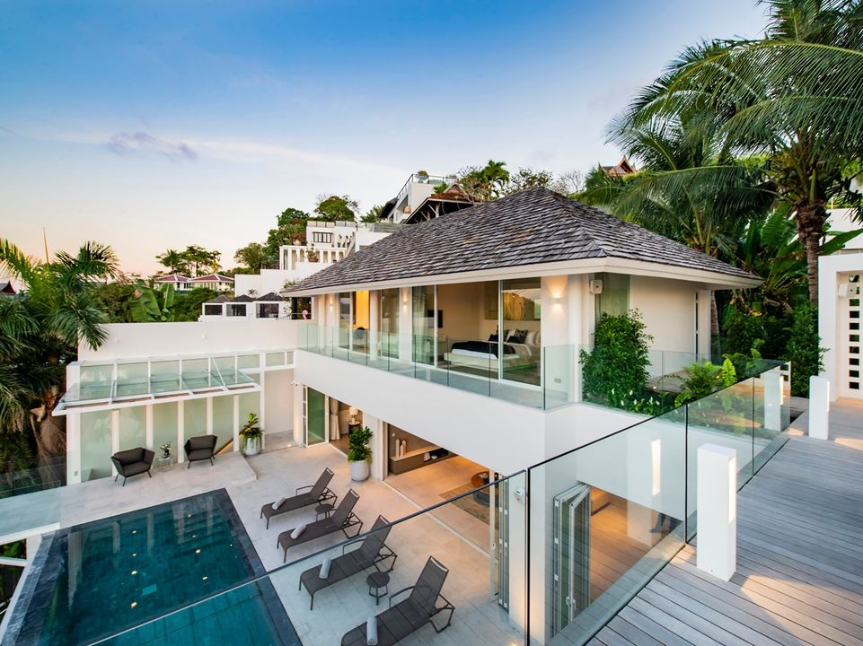 Oceanfront Villa in Surin (ID: SR-005)