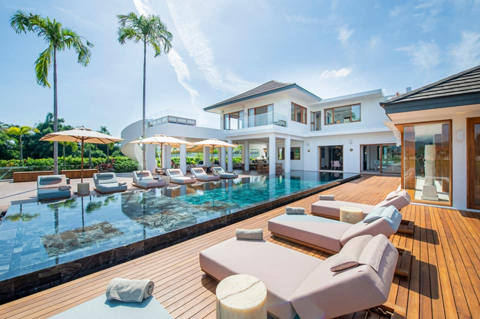 Luxury Villa with 5 Bedrooms (ID: CG-042)