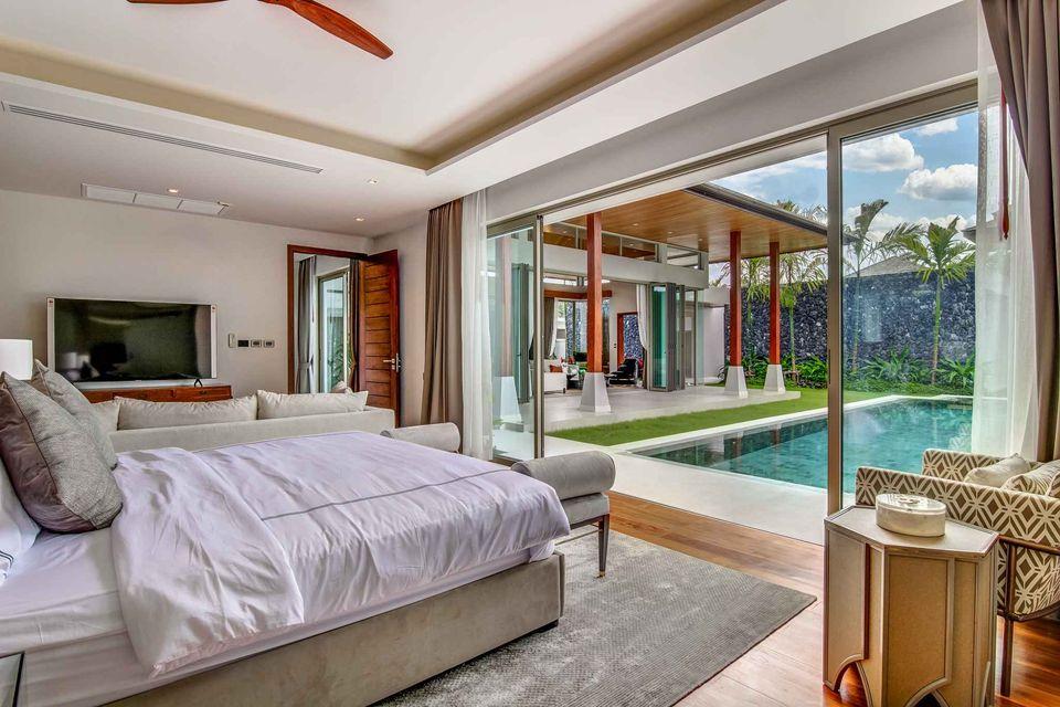 Modern 4 Bedrooms Villa (ID: PS-014)