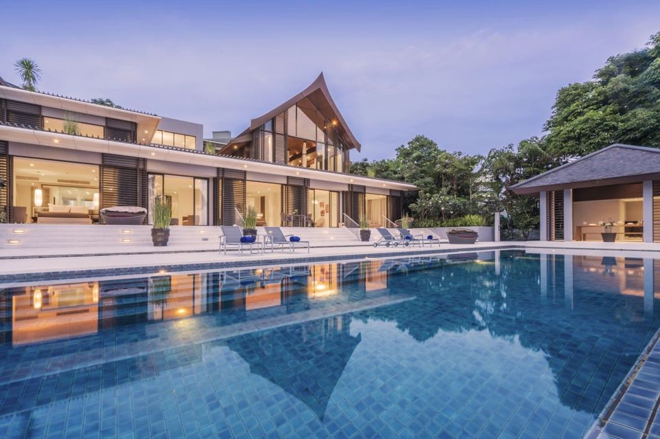 Elegant Villa on the east coast of Phuket (ID:YM-005)