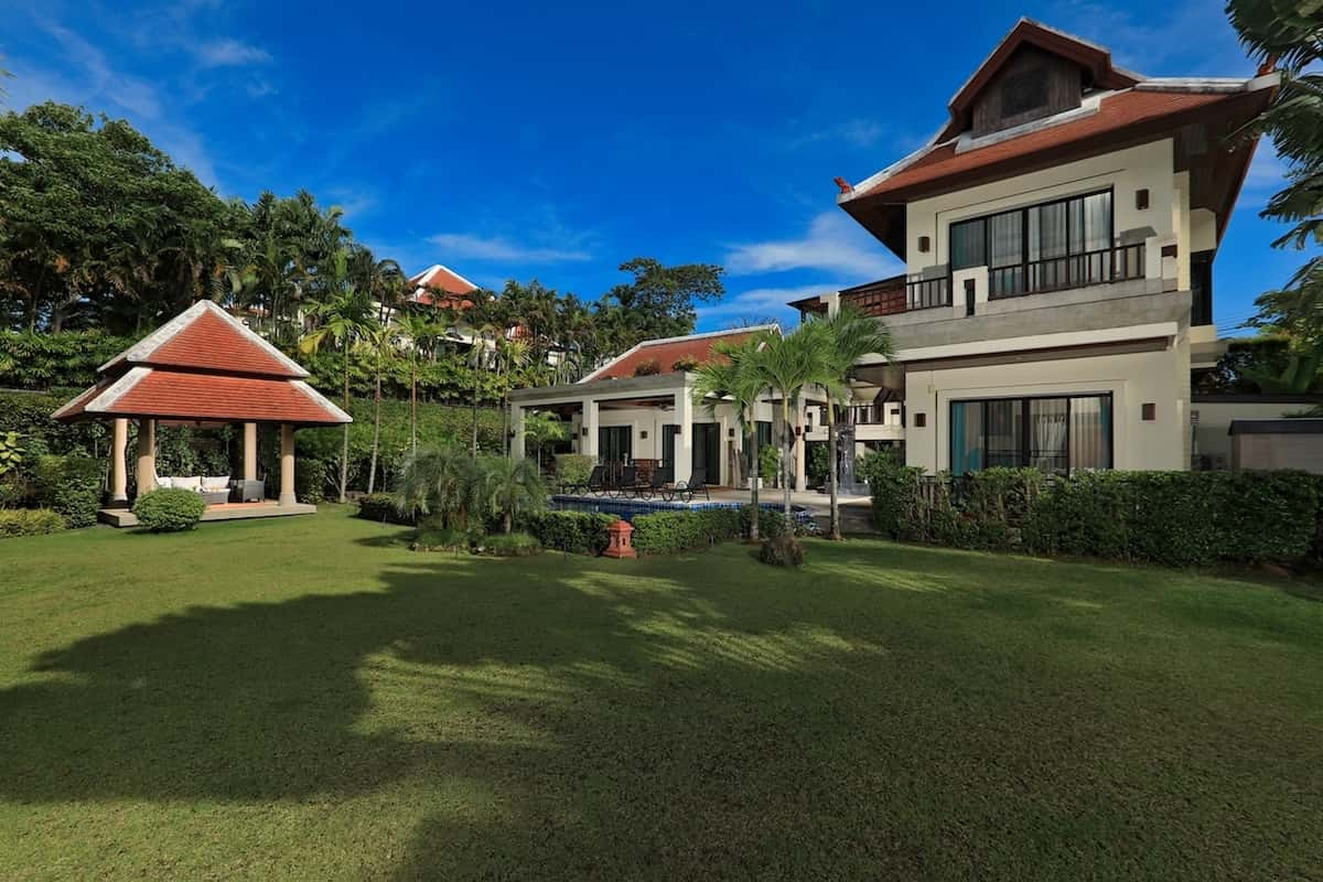 Pool Villa for Sales in Nai Harn (ID: NH-003)