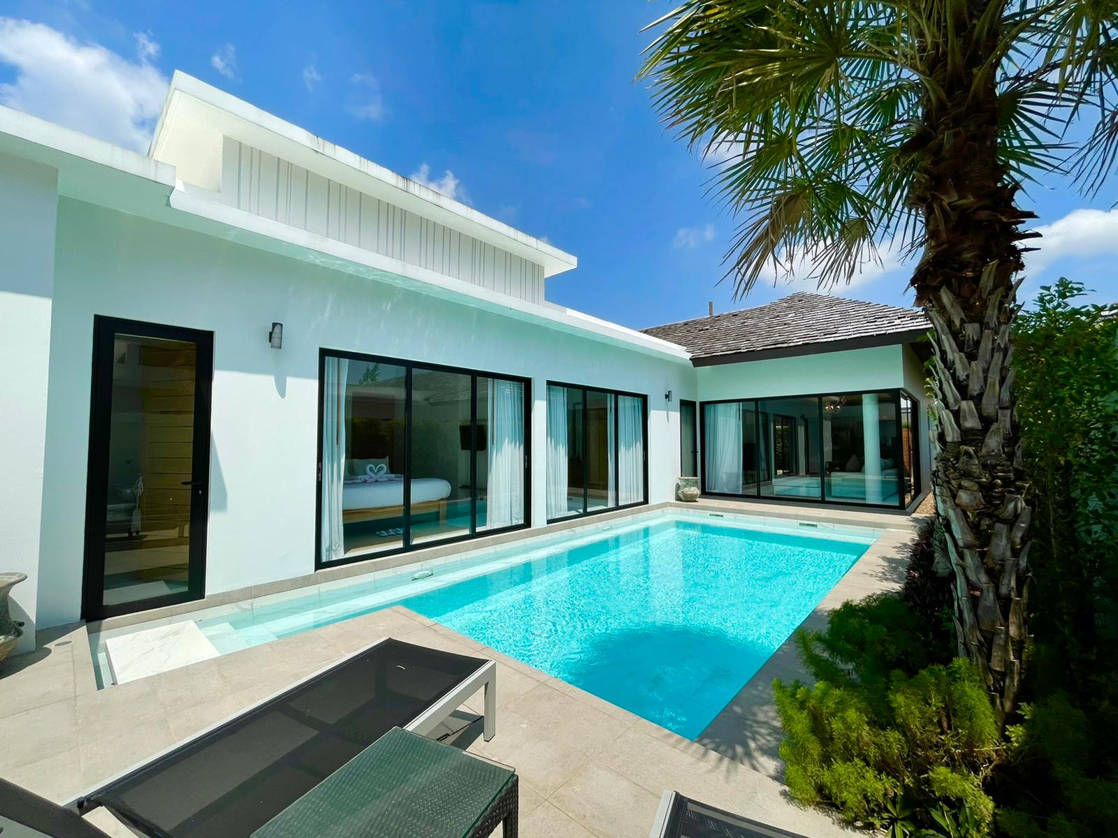 Brand New Pool Villa for Sale in Cherngtalay ID:CG-043