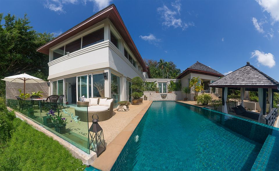 Sunset Pool Villa in Layan (ID: LY-023)
