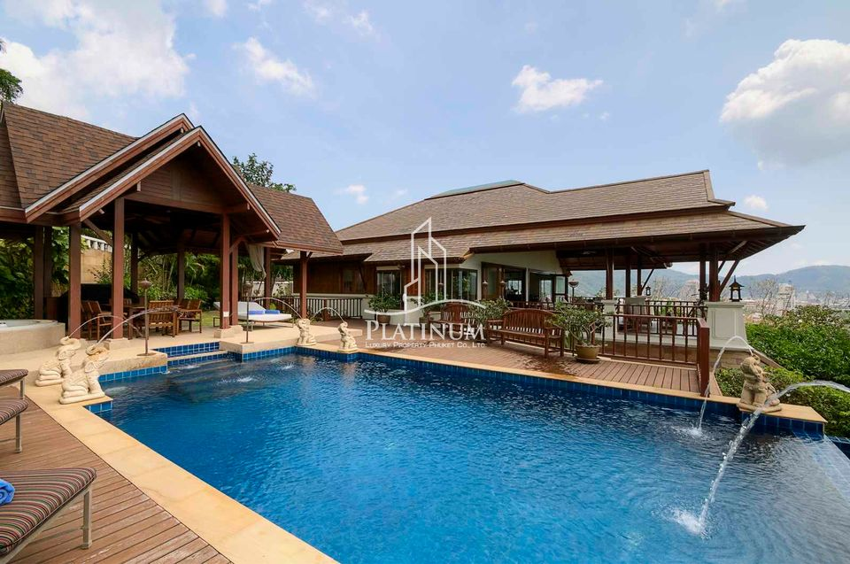 Seaview Pool Villa in Patong (ID: PT-007)