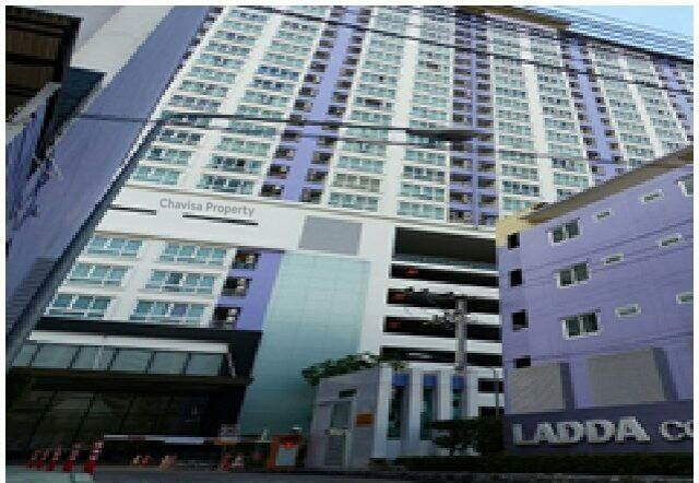 Condo for rent in the heart of Sriracha Ladda View Condo