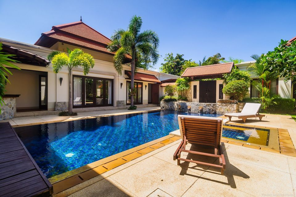 Sai Taan Pool Villa (ID: CG-046)