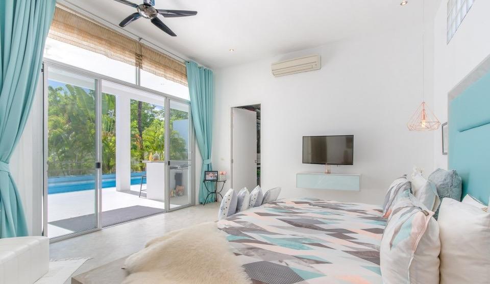 5 Bedrooms Pool Villa in Kohkaew
