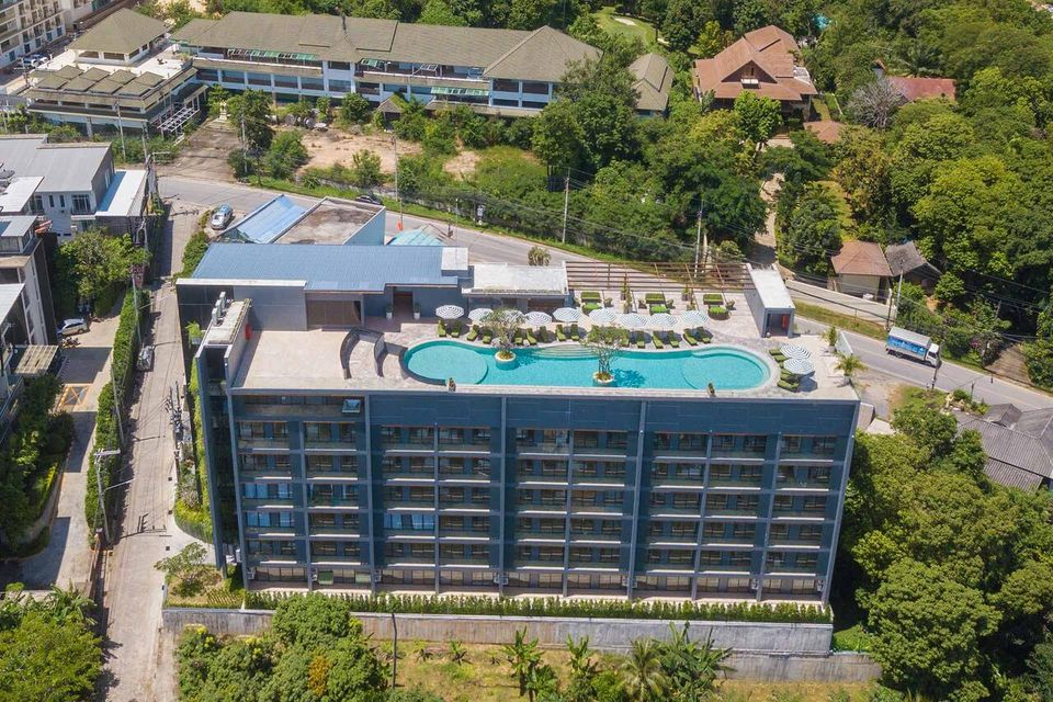 Brand New Apartment in Rawai (ID: RW-058)