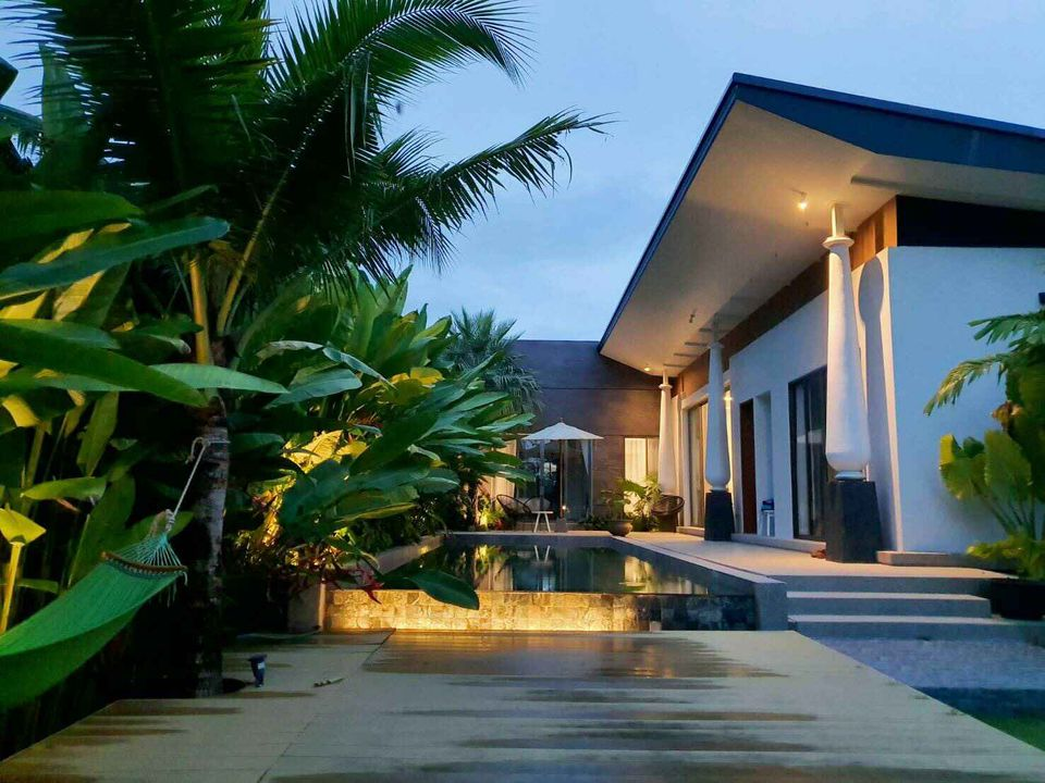 Modern Style Villa in BangJo (ID: BJ-006)