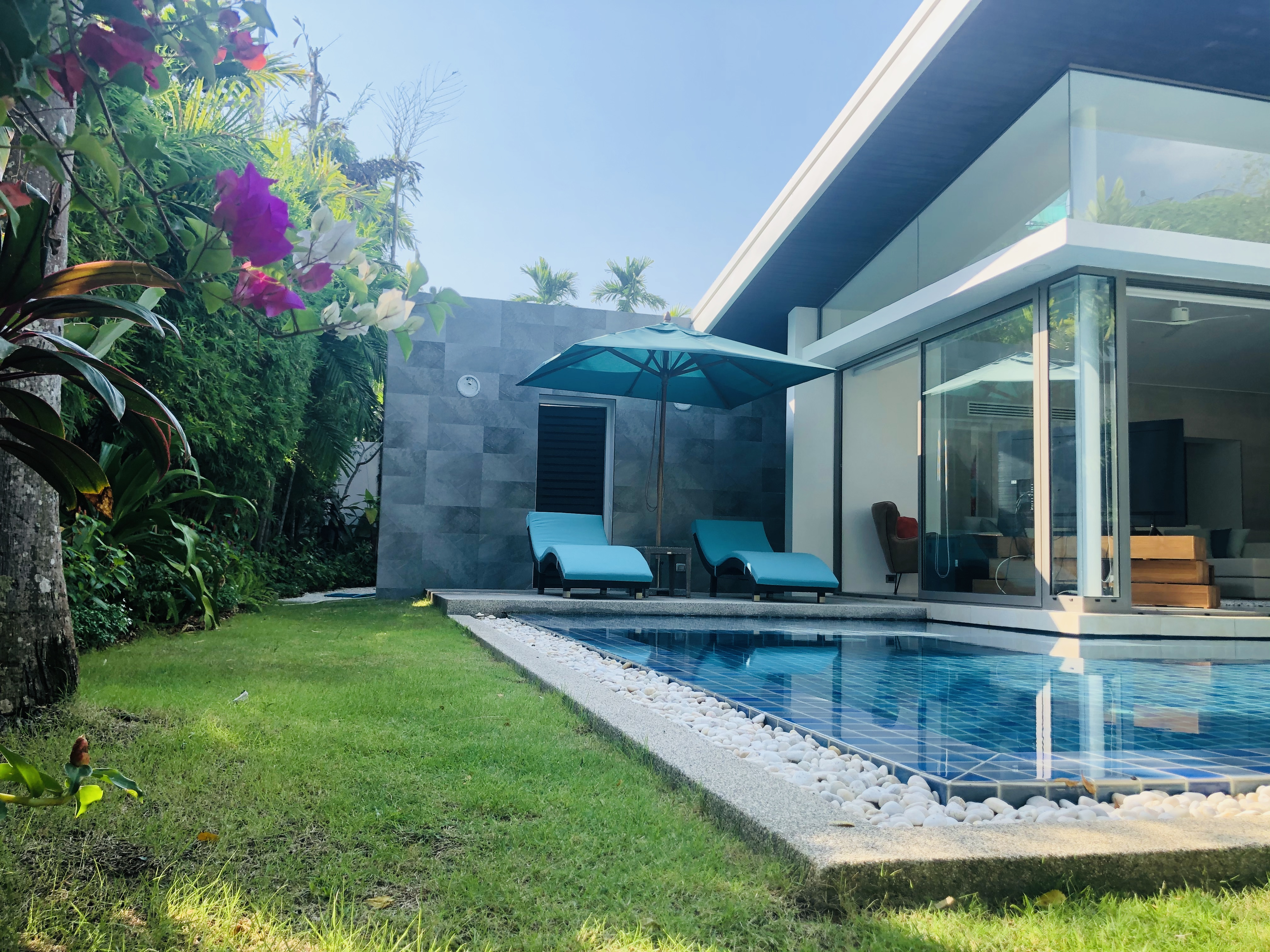 Villa 3 bedroom for sale in Cherng talay ID: CG-051