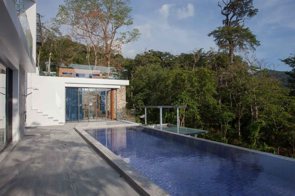Seaview Villa 3 Bedrooms in Kamala (ID: KL-020)