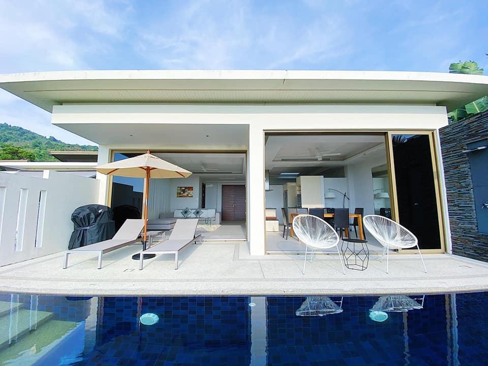 Seaview Villa in Naithon (ID: NT-004)