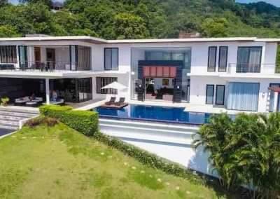 Seaview Luxury Villa in Rawai (ID: RW-068)