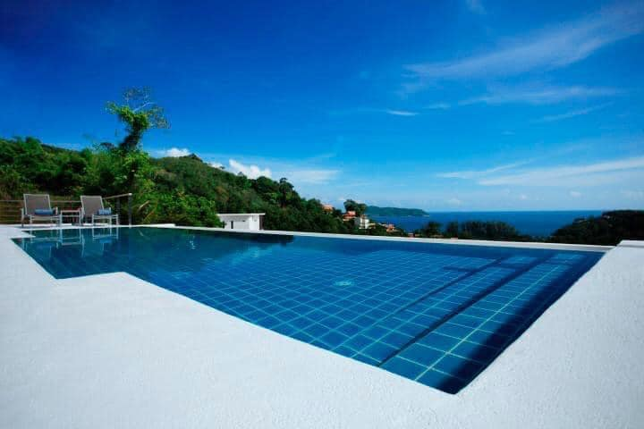 3 Bedrooms Seaview Villa in Kamal (ID: KL-022)