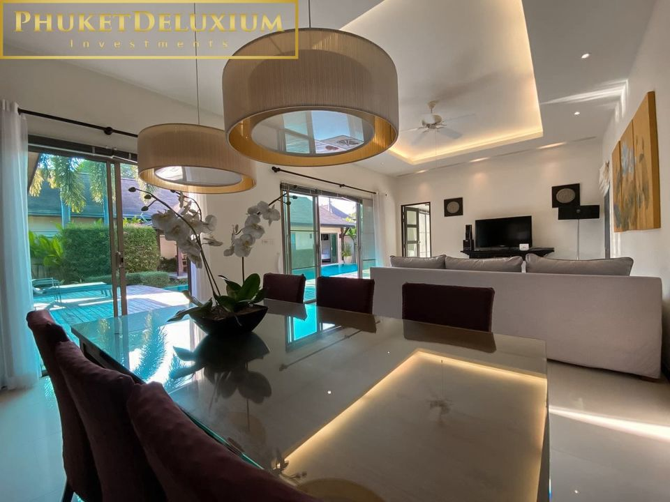 Private Pool Villa in Naiharn (ID: NH-009)