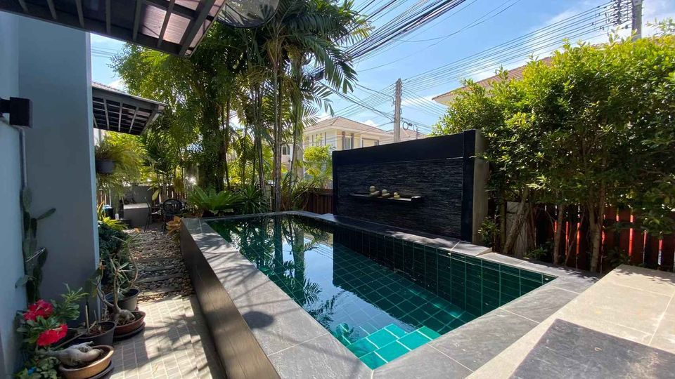 Lucky House with Private Pool in Koh-Keaw (ID: KOH-020)