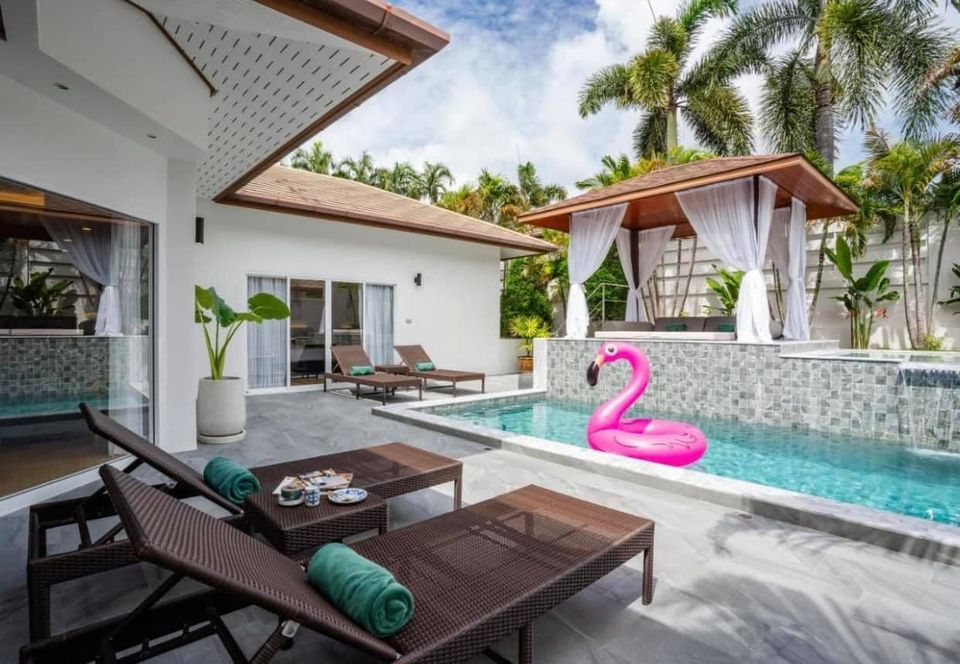 3 Bedrooms Villa for Rent in Rawai (ID: RW-69)