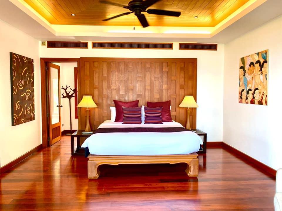 Luxurious Villa with Overlooking Surin in Surin (ID: SR-014)