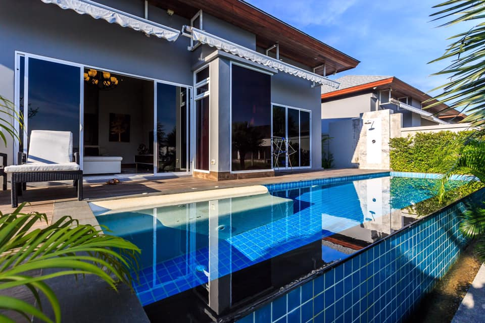 Tropical Style Lake View Villa in Bangtao (ID: BT-011)