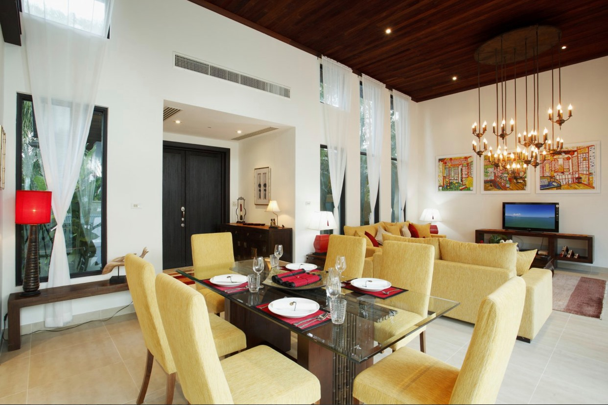 A Stylish Villa away from the beach in Bangtao (ID: BT-014)
