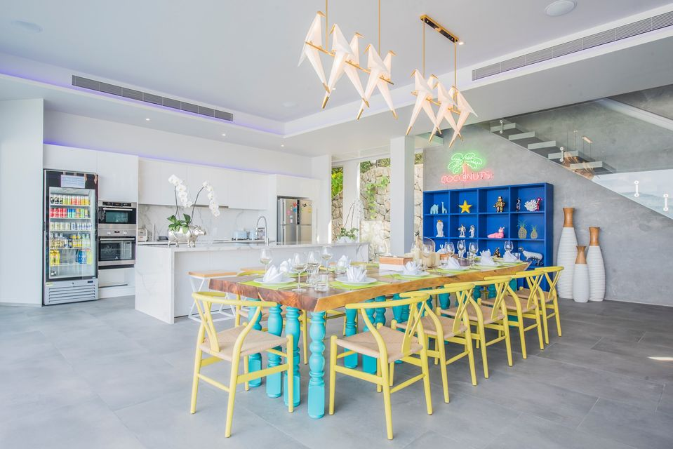 Luxury Designer Villa in Patong (ID: PT-011)