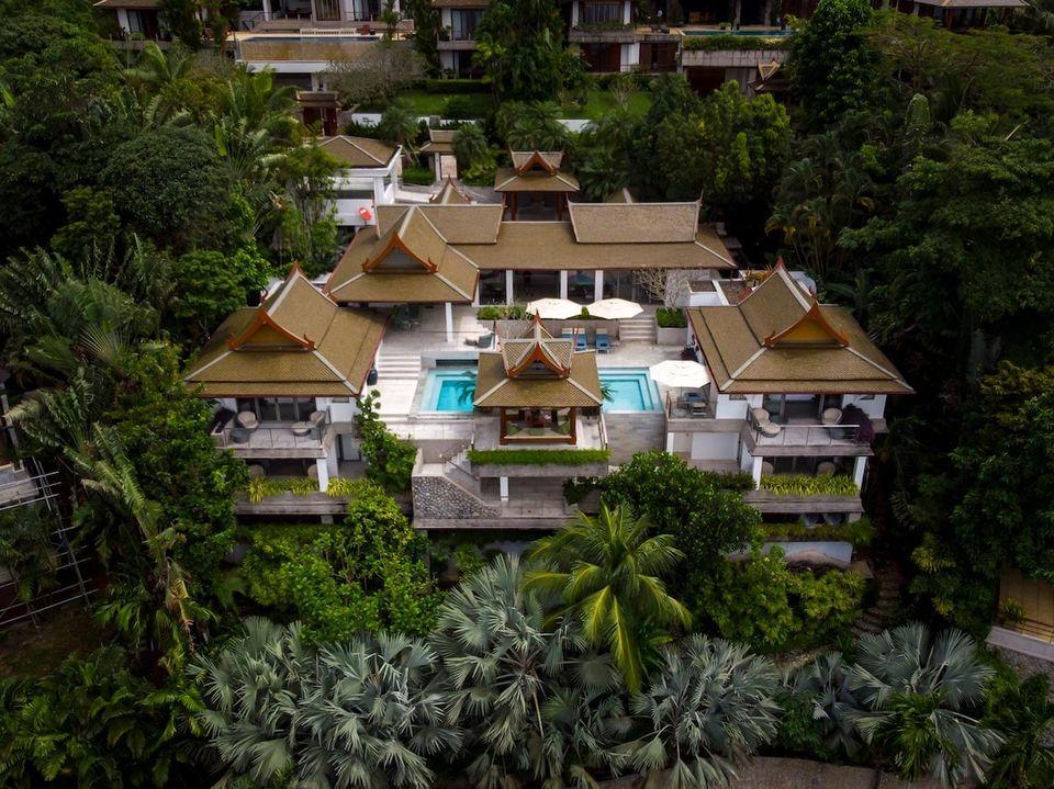 Panoramic Seaview Villa in Surin (ID: SR-015)
