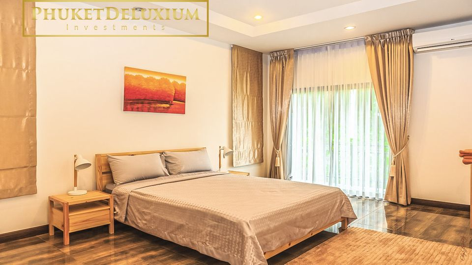 2 Bedrooms Pool Villa in Kamala (ID: KL-028)