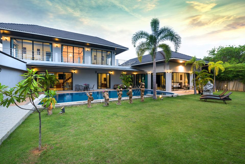 Two-storey Private Pool Villa in Bangtao (ID: BT-016)