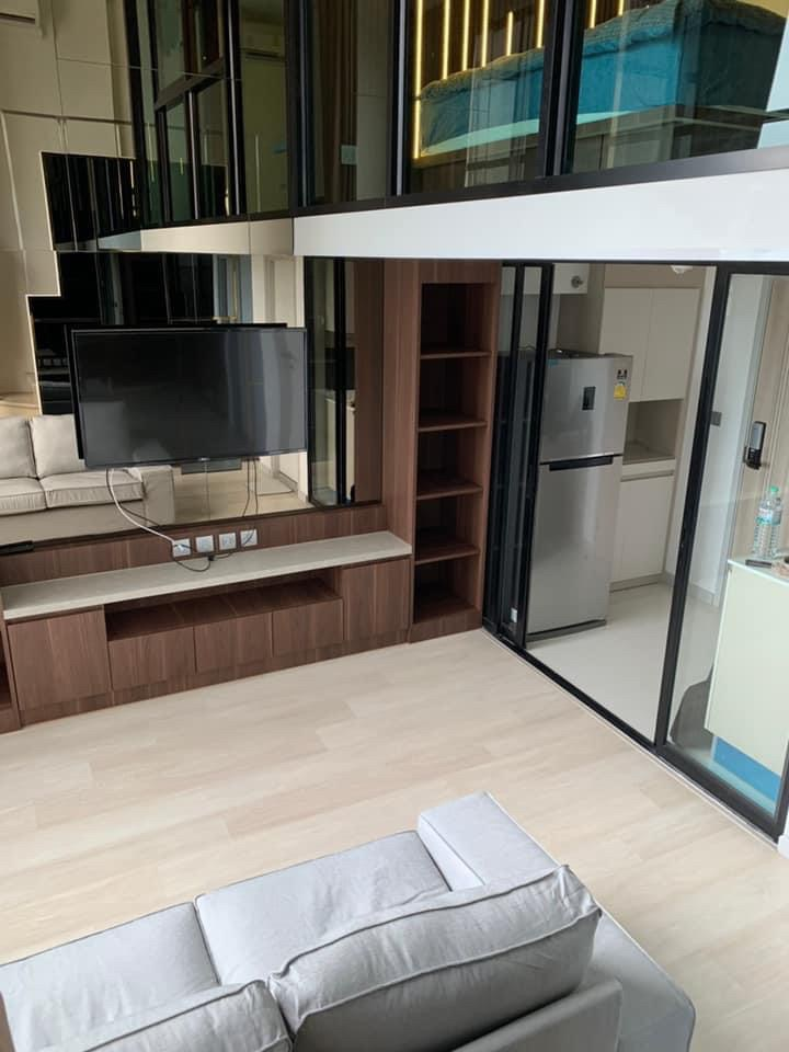 LTH3313 – Knightsbridge Prime Sathorn FOR RENT 1 bed 1 bath size 37 Sq.M. Nearby BTS Chong Nonsi station ONLY 26k/Month