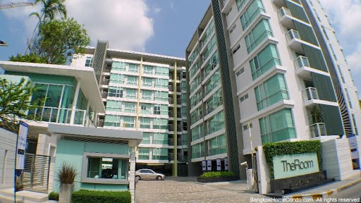 2bed1bath for rent in Onnut