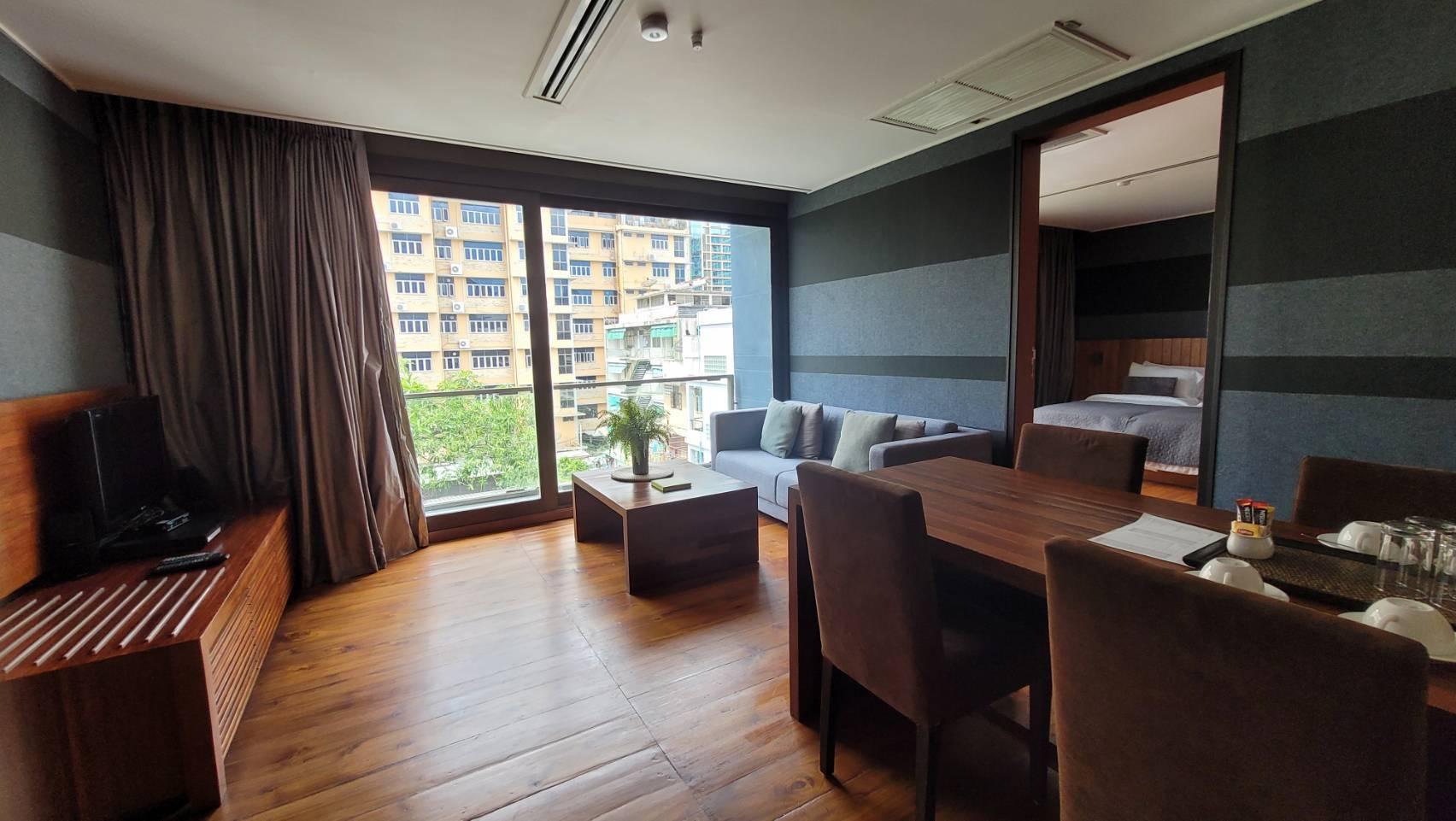 Apartment in Langsuan