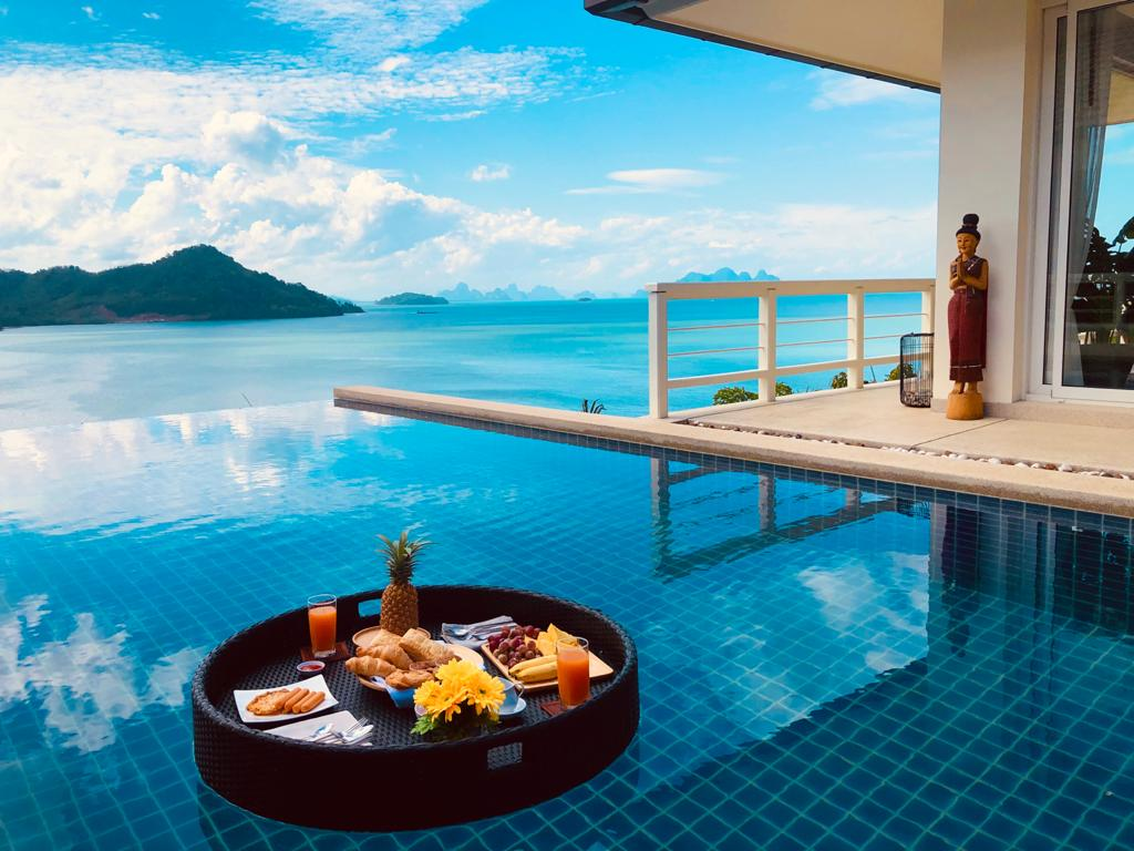 Ocean Front 5 Bedrooms Pool Villa (ID: AP-006)