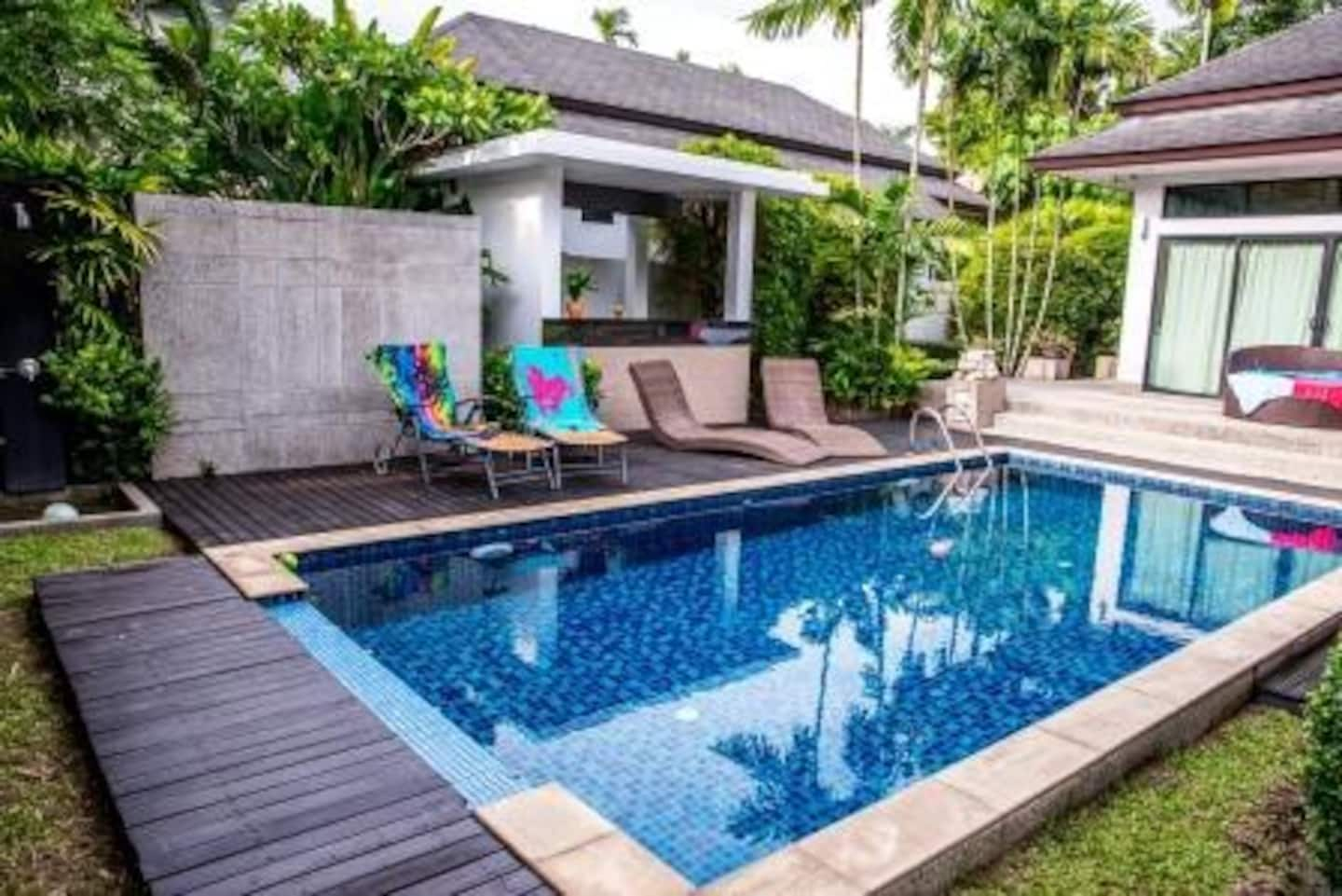 3 Bedrooms Private Pool Villa (ID: CG-073)