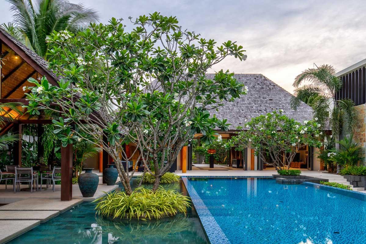 ECO Friendly Private Pool Villa (ID: LY-033)