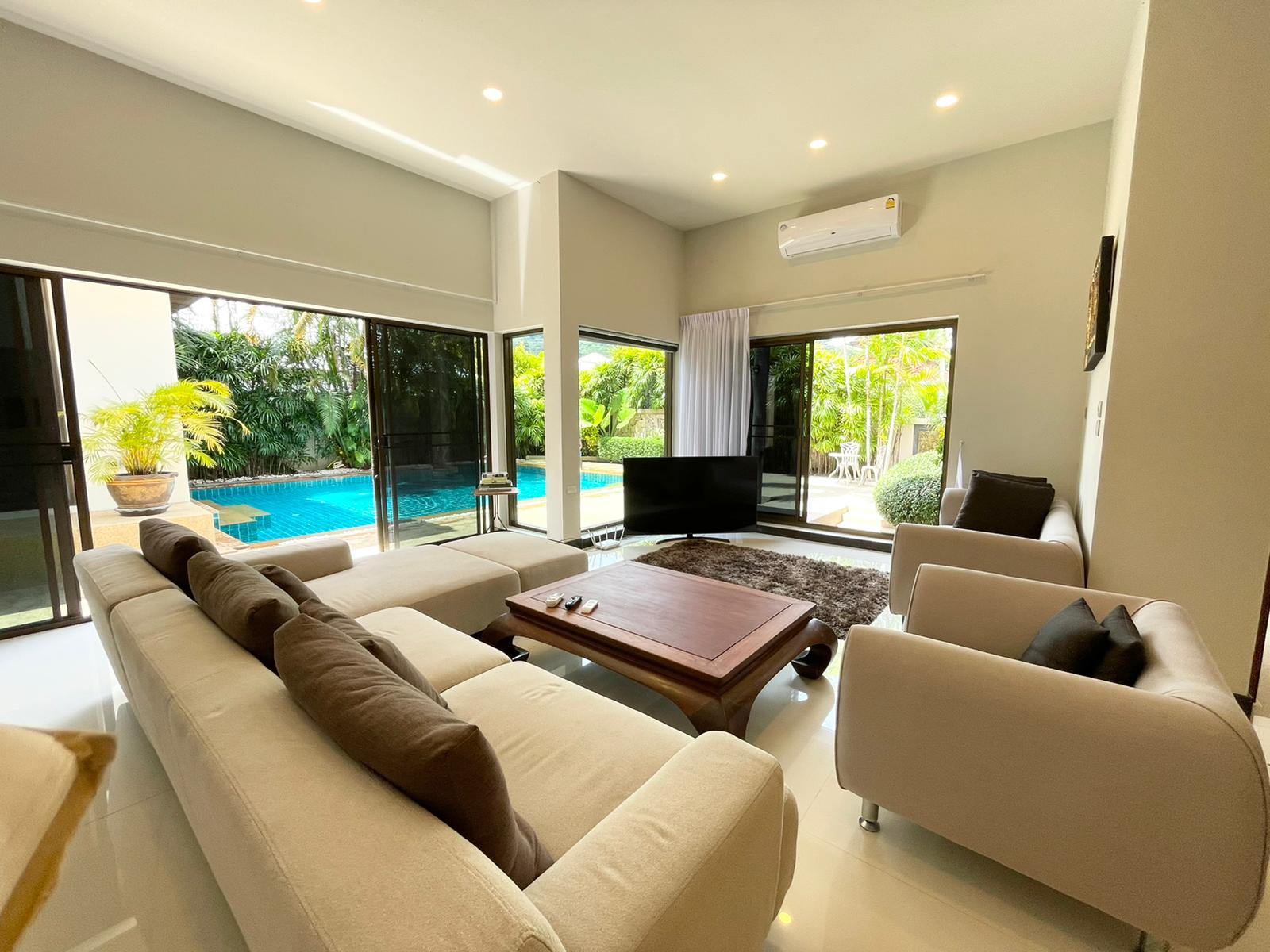 3 Bedrooms Pool Villa for Rent (ID KL-042)