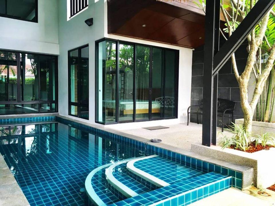 Private Pool Modern Loft Villa in Koh Kaew (ID: KOH-037)