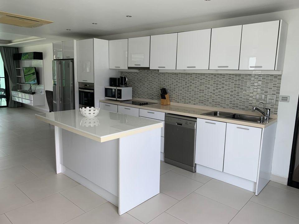 Modern Seaview Condominium in Patong (ID: PT-012)