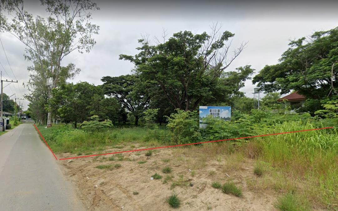 Land for sale Chai Sathan, Saraphi