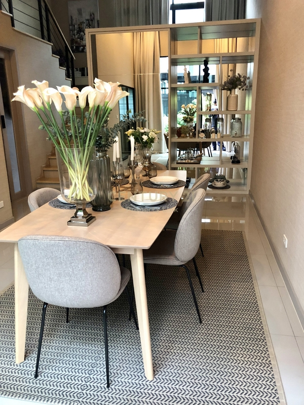 Sell / rent luxury townhome Arden Pattanakan 20, very new house, never rented. British style /52-TH-64046