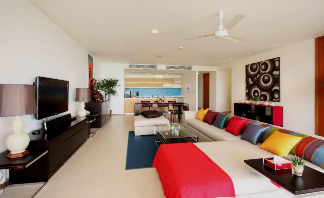 Luxury Ocean View 2 Bedrooms Penthouse KTA-011